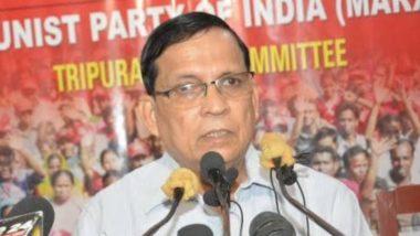 Tripura PWD Scam: त्रिपुरा पीडब्ल्यूडी घोटाला मामले में पूर्व मंत्री की तलाश जारी, 9 पुलिसकर्मी निलंबित