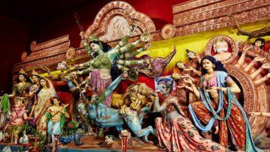 नवरात्री दुर्गा पूजा: कोलकाता के पूजा पंडालों में दिव्यांग आगंतुकों के लिए किया गया विशेष इंतजाम
