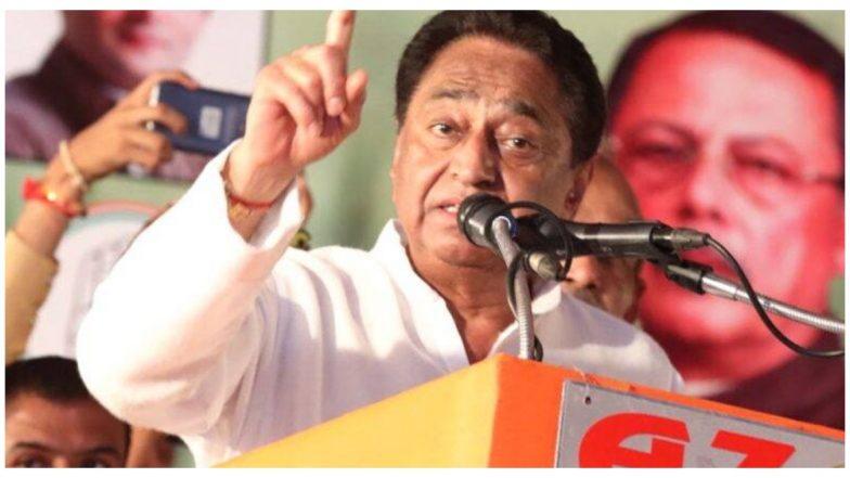 मध्यप्रदेश: सीएम कमलनाथ का बीजेपी पर बड़ा हमला, हिंदू धर्म को खतरे में बताकर भावनाएं भड़काने का लगाया आरोप