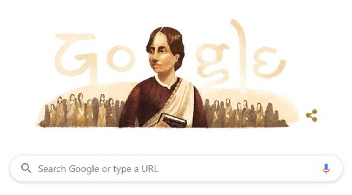 Kamini Roy Google Doodle: गूगल सेलिब्रेट कर रहा है कामिनी रॉय की 155वीं जयंती, बनाया ये खास डूडल