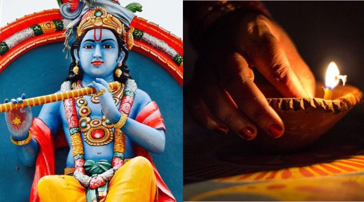 Diwali 2019 Naraka Chaturdashi: नरक चतुर्दशी का व्रत करने वालों को श्रीकृष्ण प्रदान करते हैं सौंदर्य, यम के दीये से दूर होते हैं सारे कष्ट