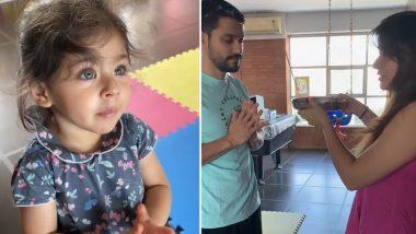 Happy Bhai Dooj 2019:इनाया नौमीखेमू ने पढ़ा गायत्री मंत्र, Cute Video देखकर बॉलीवुडस्टार्स भी हुए फैन