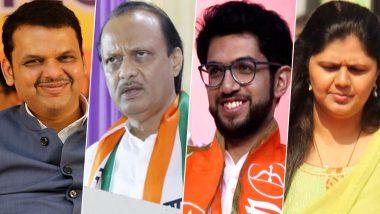 महाराष्ट्र विधानसभा चुनाव 2019: ये हैं सूबे की 5 VIP सीट जहां दिग्गजों की किस्मत है दांव पर
