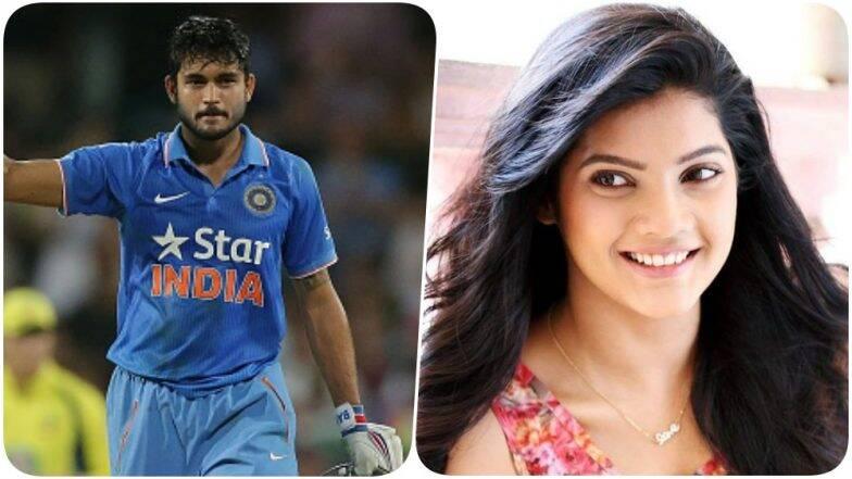 भारतीय खिलाड़ी मनीष पांडे ने अभिनेत्री अश्रिता शेट्टी से रचाई शादी