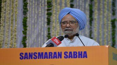 कांग्रेस नेता अभिषेक सिंघवी का बड़ा बयान, कहा- मनमोहन सिंह के नेतृत्व में सर्वदलीय प्रतिनिधिमंडल को करतारपुर समारोह में भेजे सरकार