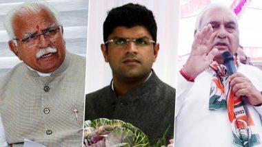 Haryana Winning Candidates List: यहां पढ़े हरियाणा में जीते हुए उम्मीदवारों की सूचि