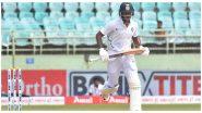 IND vs NZ 1st Test Match Day 3: भारतीय टीम की सधी शुरुआत, मयंक अग्रवाल ने लगाया अर्द्धशतक