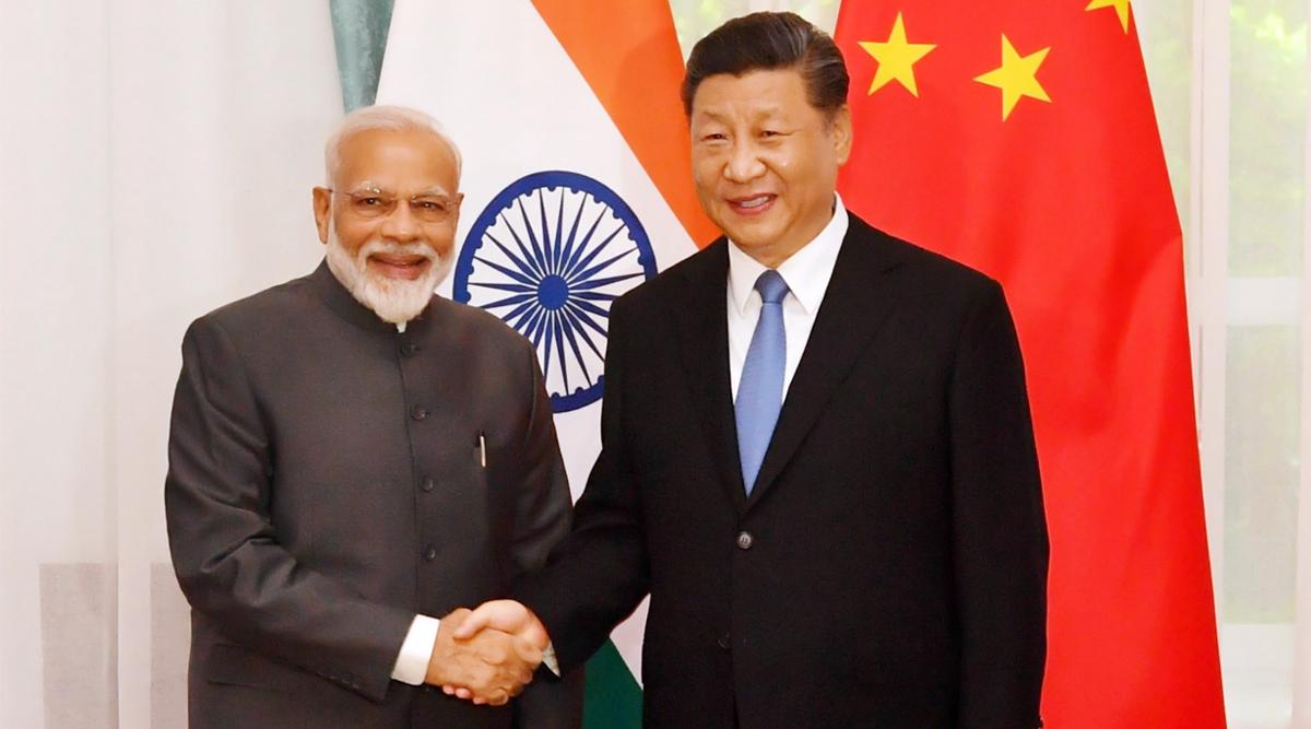 पीएम नरेंद्र मोदी और चीनी राष्ट्रपति शी जिनपिंग सम्मेलन में पहुंचे पत्रकारों को पुलिस वाहनों से ले जाया गया मीडिया सेंटर