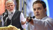 Rahul Gandhi Attacks Modi Govt: राहुल  गांधी का मोदी सरकार पर बड़ा हमला, कहा-  गोदामों में अनाज जरूरत से ज्यादा, लेकिन लोग भूख से मर रहे हैं