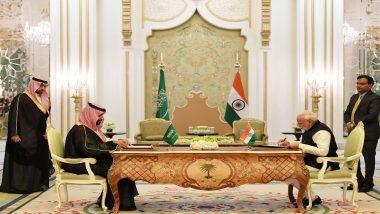 सऊदी अरब की यात्रा से लौटे पीएम मोदी ने अरबी भाषा में किया ट्वीट, जानें उसका मतलब