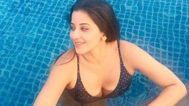 Monalisa Hot Pics: भोजपुरी एक्ट्रेस मोनालिसा ने बिकिनी पहनकर स्विमिंग पूल में लगाई आग, देखें सेक्सी फोटो