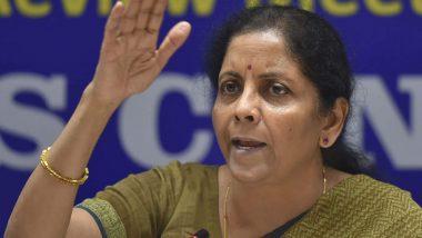 वित्त मंत्री निर्मला सीतारमण ने लगाया आरोप, कहा- सार्वजनिक बैंकिंग में भ्रष्टाचार की गंदगी छोड़ गए थे पूर्व प्रधानमंत्री मनमोहन सिंह