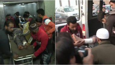 जम्मू-कश्मीर के सोपोर में आतंकियों ने बस स्टैंड के पास फेंका ग्रेनेड, 9 लोग घायल