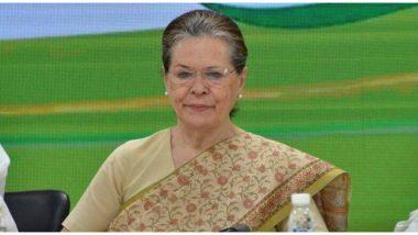 मोदी सरकार के खिलाफ कांग्रेस का आंदोलन, सोनिया गांधी ने 2 नवंबर को नेताओं से मिलने के लिए बुलाई बैठक