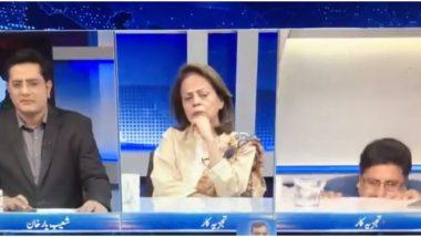 पाकिस्तान के इलेक्ट्रॉनिक मीडिया नियामक ने टीवी एंकरों पर लगाया प्रतिबंध, शो के दौरान नहीं दे सकेंगे अपनी राय