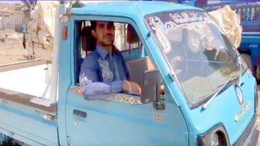 बदहाल पाकिस्तान का पूर्व खिलाड़ी फजल शुभन पिक अप वाहन चलाने के लिए मजबूर, मोहम्मद हफीज ने पीसीबी को लपेटा