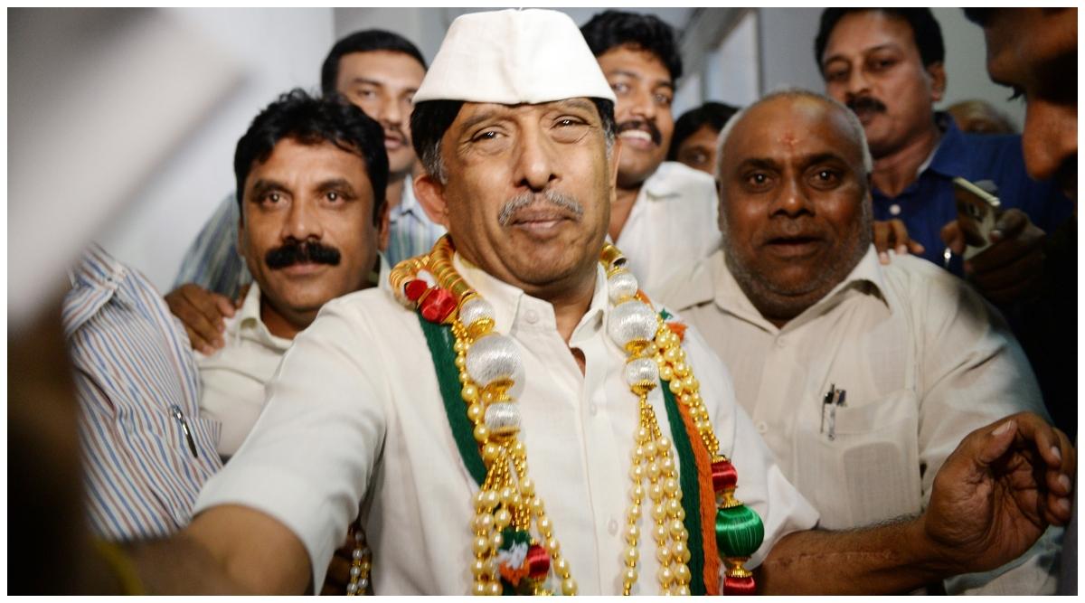 दिल्ली में कांग्रेस को बड़ा झटका, पूर्व राज्यसभा सदस्य के.सी. राममूर्ति BJP में शामिल