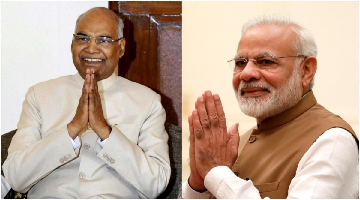 Jharkhand Foundation Day: राष्ट्रपति रामनाथ कोविंद और पीएम मोदी ने झारखंड की जनता को दी बधाई