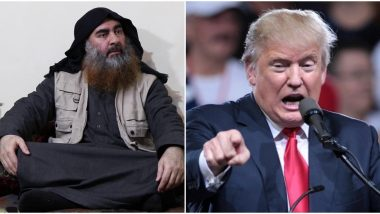 अमेरिका ने अपने ऑपरेशन में ISIS के सरगना अबू बकर अल-बगदादी को संभवत: मार गिराया, डोनाल्ड ट्रंप ने कहा- कुछ बहुत बड़ा हुआ है