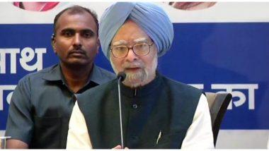 जम्मू-कश्मीर: पूर्व प्रधानमंत्री मनमोहन सिंह के बयान पर घिरी कांग्रेस, बीजेपी ने 370 पर झूठ बोलने का लगाया आरोप