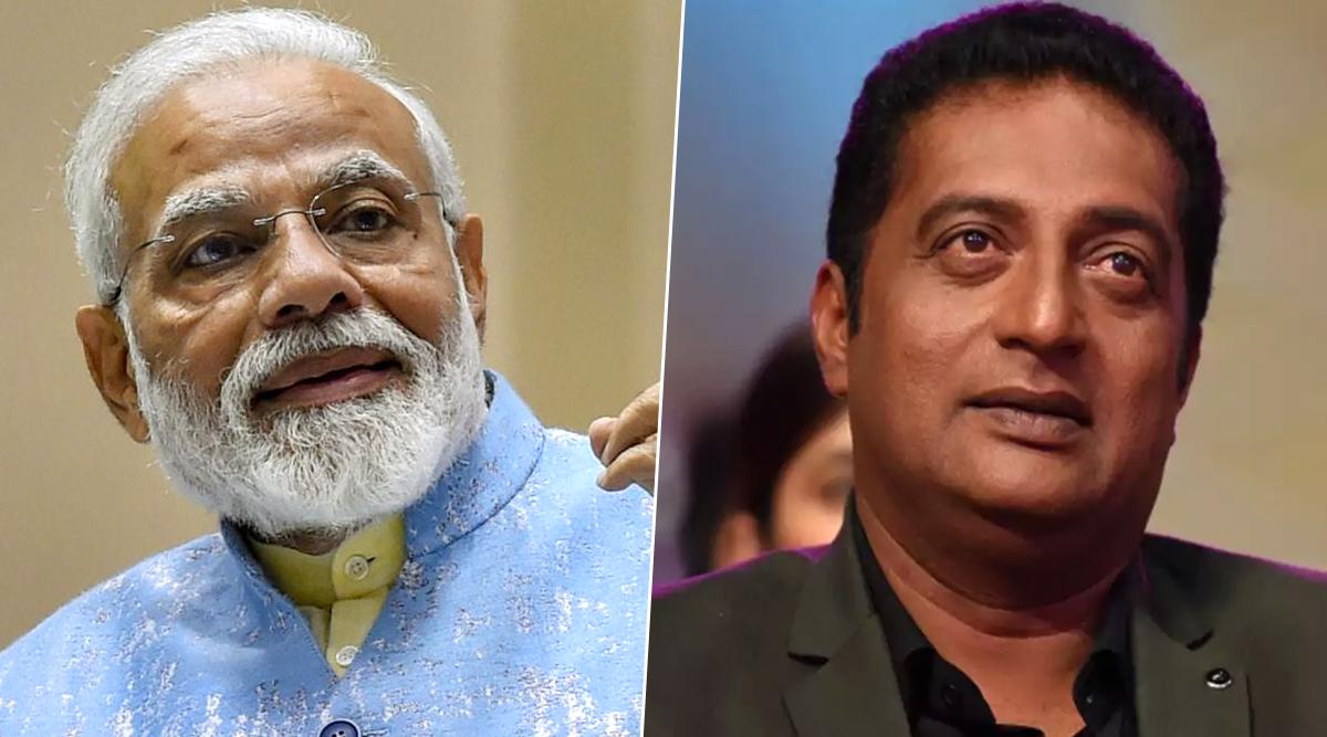 पीएमनरेंद्र मोदी की सुरक्षा को लेकर प्रकाश राज ने उठाया सवाल,पूछा- इन्हें कैमरामैन के साथ अकेला क्यों छोड़ दिया?