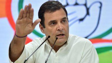WhatsApp जासूसी विवाद: राहुल गांधी ने राफेल का जिक्र कर मोदी सरकार पर कसा तंज