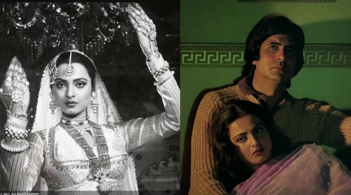 Rekha Birthday Special: बॉलीवुड की इस एवरग्रीन दिवा की तरह उनके ये 7 गाने भी है सदाबहार
