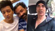 रितेश देशमुख-बॉबी देओल ने अक्षय कुमार पर लगाया आरोप तो खिलाड़ी ने कर दी बोलती बंद, देखें Video