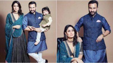 करीना कपूर-सैफ अली खान ने दिवाली पर कराया रॉयल फोटोशूट, तैमूर अली खान ने दिखाया अपना स्वैग, See Pics