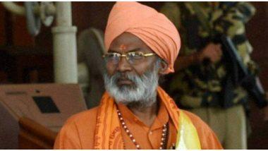 यूपी: बीजेपी सांसद साक्षी महाराज का दावा, 6 दिसंबर से शुरू होगा राम मंदिर का निर्माण