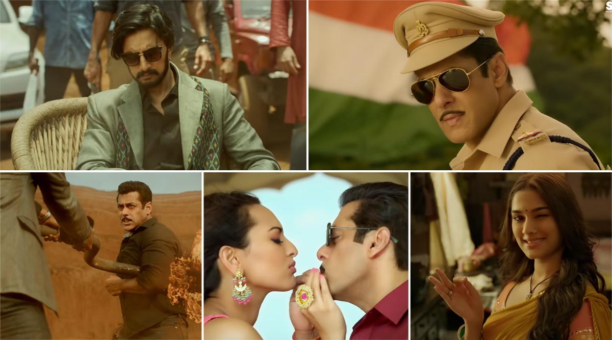 Dabangg 3 Official Trailer: 'दबंग 3' के साथ लौट आया चुलबुल पांडे, देखें सलमान खान की फिल्म ये धमाकेदार ट्रेलर
