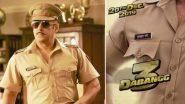दबंग 3 को लेकर प्रभु देवा ने कहा ये पूरी तरह से सलमान खान की फिल्म