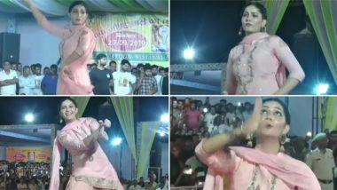 Sapna Choudhary Viral Video: दिवाली पर वायरल हुआ सपना चौधरी का ये डांस Video, फैंस के दिलों पर गिरा रही हैं बिजली