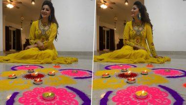 हरयाणवी क्वीन सपना चौधरी का दीपावली पर दिखा ऐसा अवतार, देखेंये खूबसूरत Photos