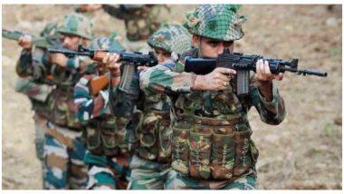 भारतीय सेना को मिली बड़ी कामयाबी, LOC सीमा से एक पाकिस्तानी घुसपैठी गिरफ्तार