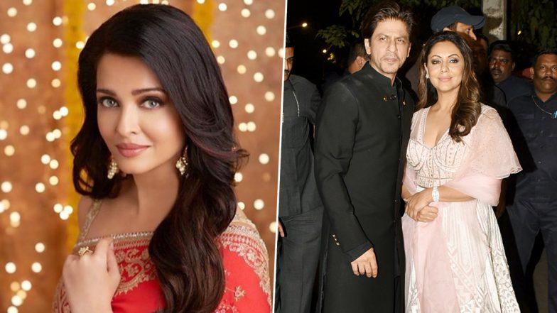 ऐश्वर्या राय बच्चन की मैनेजर के लहंगे में लगी आग, जान बचाने के लिए कूद पड़े शाहरुख खान