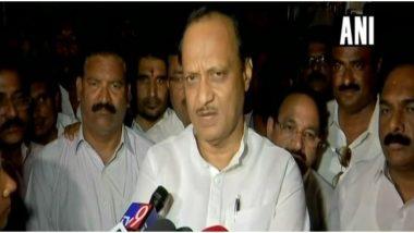 महाराष्ट्र: अजित पवार चुने गए एनसीपी विधायक दल के नेता, सरकार बनाने को लेकर बीजेपी-शिवसेना में खींचतान जारी