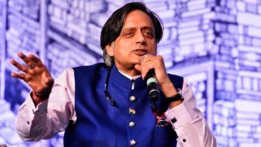कांग्रेस सांसद शशि थरूर ने पाकिस्तान को सर्बिया में दिया करारा जवाब, कहा-कश्मीर भारत का आंतरिक मामला