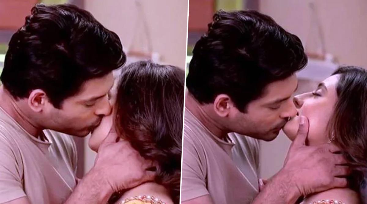 बिग बॉस 13: लड़ाई झगड़े के बीच सिद्धार्थ शुक्ला-रश्मि देसाई का हॉट Kissing Video हुआ Viral