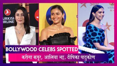 MAMI Film Festival में Kareena Kapoor, Deepika Padukone, Alia Bhatt हुईं स्पॉट | Celebs Spotted