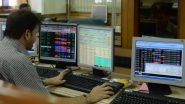 बढ़ते कोविड मामलों ने शेयर बाजार को किया धड़ाम, सेंसेक्स 1.80 फीसदी नीचे