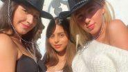 Suhana Khan Viral Video: शाहरुख खान की बेटी सुहाना खान ने अपनी गर्लगैंग के साथ दिखाया अपना हॉट अंदाज