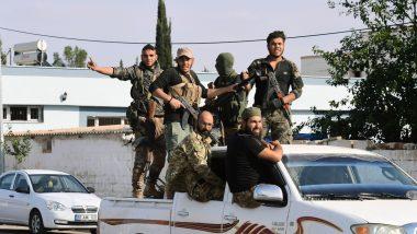 तेल क्षेत्रों पर नियंत्रण रखने को लेकर अतिरिक्त सैन्य बल भेजने की तैयारी कर रहा है अमेरिकी सीरिया