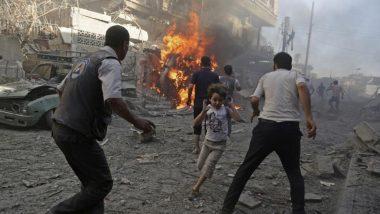 सीरिया में तुर्की के हमले की अरब देशों ने की आलोचना, राष्ट्रीय सुरक्षा को बताया सीधा खतरा