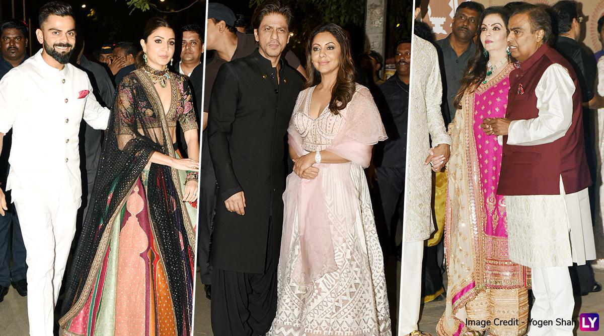 अमिताभ बच्चन की दिवाली पार्टी में अंबानी परिवार, विराट-अनुष्का समेत बॉलीवुड के इन सेलिब्रिटीज ने सजाई महफिल, देखें Photos