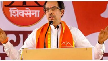 सीएम उम्मीदवारी को लेकर उद्धव ठाकरे का बड़ा बयान, कहा- फिर एक बार महाराष्ट्र में शिवसेना का मुख्यमंत्री जरुर बनेगा