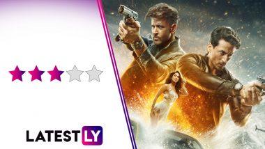 War Movie Review:ऋतिक रोशन और टाइगर श्रॉफ काशानदार एक्शन लेकिन कहानी में नहीं है दम