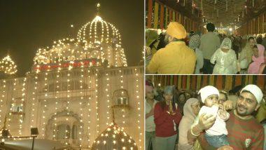 Happy Gurpurab 2019: गुरु नानक देव जी की जयंती पर गुरुद्वारा बंगला साहिब में भक्तों का उमड़ा हुजूम, देखें तस्वीरें