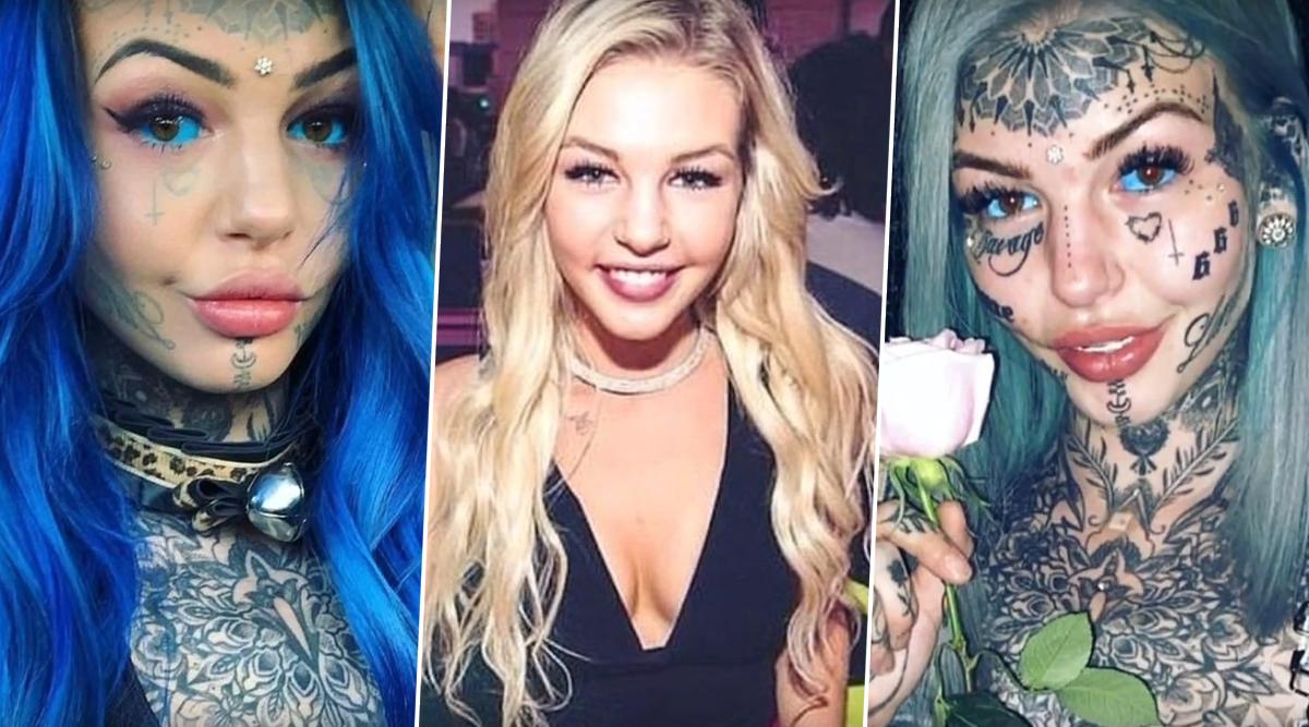 Dragon Girl: आंखों में टैटू बनवाने वाली  लड़की 3 हफ़्तों के लिए हुई अंधी, पूरे शरीर के ट्रांसफॉर्मेशन में खर्च किए इतने पैसे, देखें वीडियो