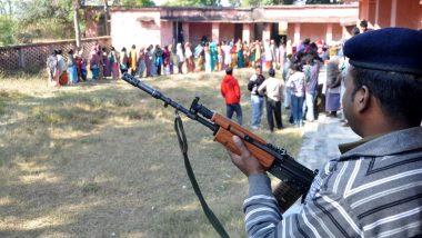 झारखंड विधानसभा चुनाव 2019: कड़ी सुरक्षा के बीच 1 बजे तक 46.83 फीसदी मतदान दर्ज